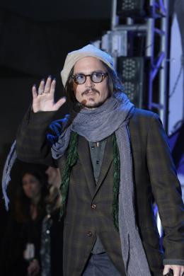 photo 454/527 - Johnny Depp - Ultimate Fan Event (25 fevrier 2010) - Alice au pays des Merveilles - © Walt Disney Studios Motion Pictures France