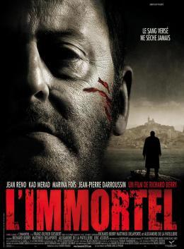 photo 44/44 - Affiche officielle - L'immortel - © EuropaCorp Distribution