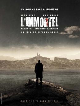 photo 43/44 - Affiche Teaser - L'immortel - © EuropaCorp Distribution