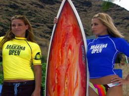 Makaha Surf Natalie Ramsey, Suzie Pollard photo 3 sur 69