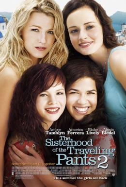 photo 26/26 - Affiche - The Sisterhood of the Traveling Pants 2