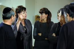 Hanna Laslo Albert Illouz, Hanna Laslo, Ruby Porat Shoval et Moshe Ivgy photo 1 sur 6