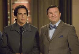 photo 28/37 - Ben Stiller et Ricky Gervais - La Nuit au Musée 2 - © 20th Century Fox