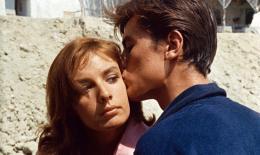 photo 2/10 - Marie Laforêt et Alain Delon - Plein Soleil - © Carlotta Films
