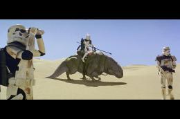 photo 12/21 - Star Wars Episode 4 - Un Nouvel Espoir - © 20the Century Fox / Fox Path� Europa