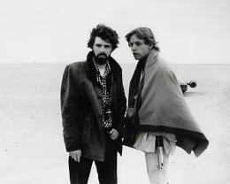photo 17/21 - George Lucas et Mark Hamill - Star Wars Episode 4 - Un Nouvel Espoir - © 20the Century Fox / Fox Path� Europa