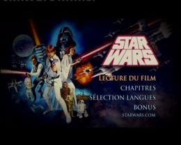 photo 20/21 - Menu Dvd - Star Wars Episode 4 - Un Nouvel Espoir - © 20th Century Fox