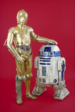 photo 19/21 - C-3PO et R2-D2 - Star Wars Episode 4 - Un Nouvel Espoir - © 20the Century Fox / Fox Path� Europa