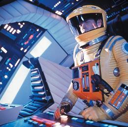 photo 3/47 - 2001, L'odyssée de l'espace - © Warner Bros