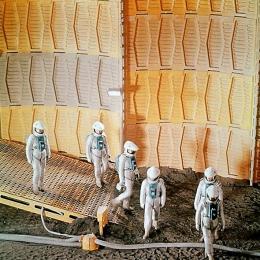 photo 12/47 - 2001, L'odyssée de l'espace - © Warner Bros