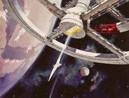photo 5/47 - 2001, L'odyssée de l'espace - © Warner Bros