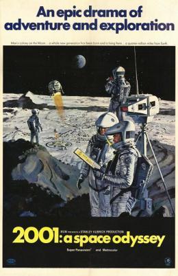 photo 46/47 - 2001, L'odyssée de l'espace - © Warner Bros