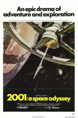 photo 45/47 - 2001, L'odyssée de l'espace - © Warner Bros