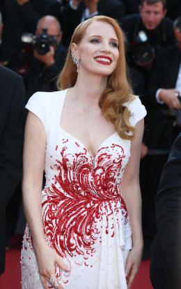 Jessica Chastain Cannes 2017 Clôture Tapis photo 9 sur 289