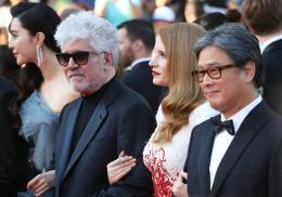 Jessica Chastain Cannes 2017 Clôture Tapis photo 4 sur 289