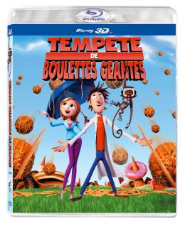 photo 18/18 - Blu-ray 3D - Temp�te de Boulettes G�antes - © Sony Pictures
