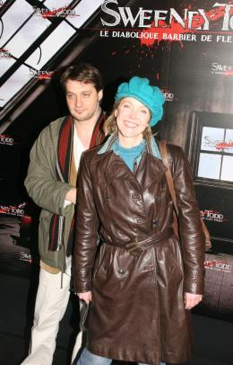 photo 77/82 - Agnès Soral - Avant-première de Sweeney Todd à Paris, janvier 2008 - Sweeney Todd, le diabolique barbier de Fleet Street - © Isabelle Vautier pour Commeaucinema.com 2008