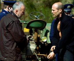 photo 17/25 - Fran�ois Berl�and, Jason Statham - Le Transporteur 3 - © EuropaCorp Distribution