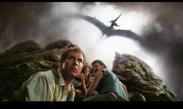 Le Monde (presque) perdu Will Ferrell, Anna Friel et Danny McBride photo 8 sur 37