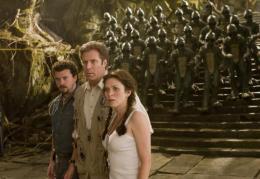 Le Monde (presque) perdu Will Ferrell, Anna Friel et Danny McBride photo 1 sur 37