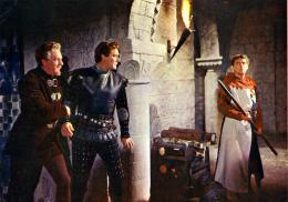 L'Armure Noire Errol Flynn photo 7 sur 8