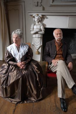 photo 29/34 - Patricia Karim et Bernard Faur - L'Occitanienne, le dernier amour de Chateaubriand