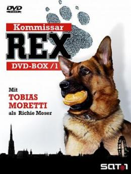 Rex, chien flic photo 2 sur 7