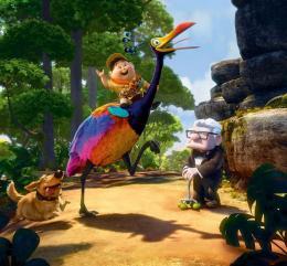 photo 53/409 - L�-Haut - © Walt Disney Studios Motion Pictures France