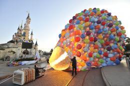 photo 363/409 - Ev�nement au Parc Disneyland Paris - L�-Haut - © Walt Disney Studios Motion Pictures France