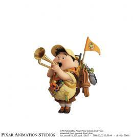 photo 19/409 - L�-Haut - © Walt Disney Studios Motion Pictures France