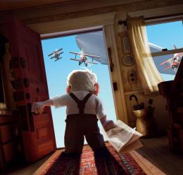 photo 64/409 - L�-Haut - © Walt Disney Studios Motion Pictures France