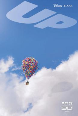 photo 87/409 - Affiche teaser - L�-Haut - © Walt Disney Studios Motion Pictures France