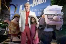 photo 405/409 - Charles Aznavour - Avant-Premi�re au Path� Plan de Campagne - L�-Haut - © Walt Disney Studios Motion Pictures France