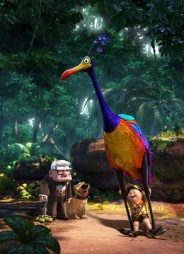 photo 1/409 - L�-Haut - © Walt Disney Studios Motion Pictures France