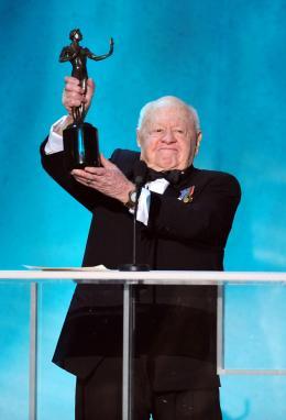 Mickey Rooney 14ème Screen Actors Guild Awards photo 4 sur 5