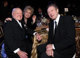 Mickey Rooney 14ème Screen Actors Guild Awards photo 3 sur 5