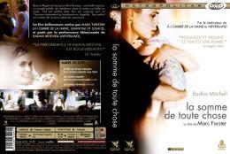 La somme de toute chose Jaquette Dvd photo 2 sur 2