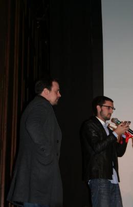 Yann Coridian 19ème Festival Du Film D'Action Et Aventures De Valenciennes photo 3 sur 3