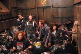 photo 3/28 - Jay Baruchel, Kristen Bell, Dan Fogler, Chris Marquette et Kyle Newman - Fanboys