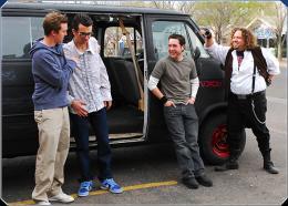 photo 9/28 - Jay Baruchel, Chris Marquette et Dan Fogler - Fanboys