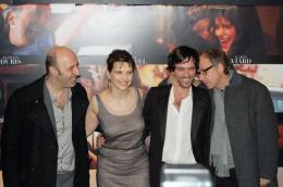 Cédric Klapisch L'avant-première de Paris (11 février 2008) photo 7 sur 15