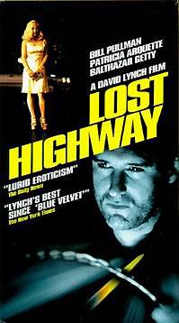 photo 12/16 - Affiche étrangère - Lost Highway