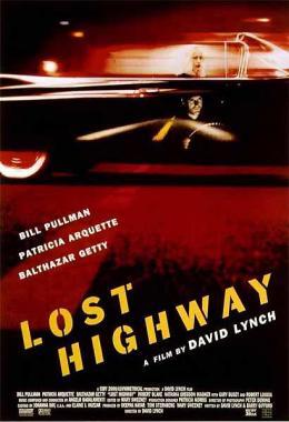 photo 13/16 - Affiche étrangère - Lost Highway
