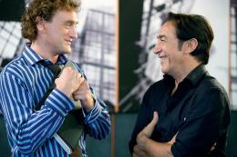 photo 2/23 - Jean-Paul Rouve et Richard Berry - Le Coach - © Mars Distribution