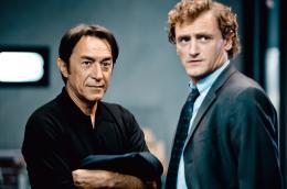 photo 3/23 - Jean-Paul Rouve et Richard Berry - Le Coach - © Mars Distribution