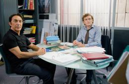 photo 16/23 - Jean-Paul Rouve et Richard Berry - Le Coach - © Mars Distribution