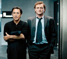 photo 1/23 - Jean-Paul Rouve et Richard Berry - Le Coach - © Mars Distribution