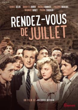 photo 4/4 - Rendez-vous de juillet - © Gaumont Vidéo