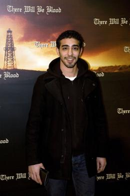 Mhamed Arezki Avant-première de There Will Be Blood ? le 12 Février 2008 à Paris photo 9 sur 12