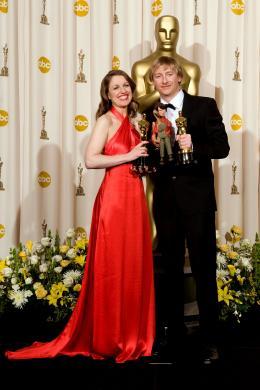Hugh Welchman 80ème Cérémonie des Oscars 2008 photo 2 sur 2